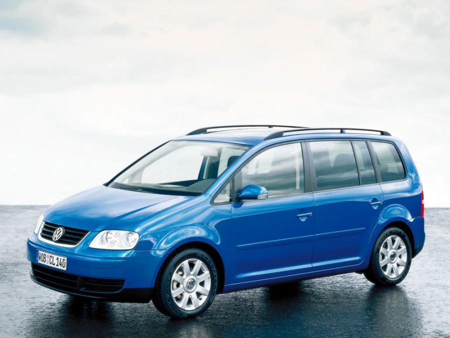 Volkswagen Touran минивэн, 2003–2007, 1 поколение - отзывы, фото и характеристики на Car.ru