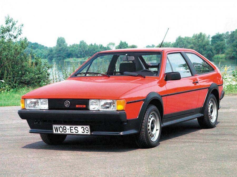 Volkswagen Scirocco купе, 1981–1991, 2 поколение - отзывы, фото и характеристики на Car.ru