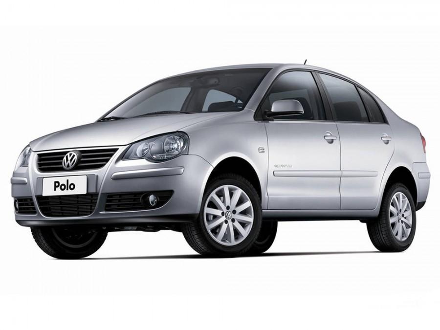 Volkswagen Polo седан, 2005–2009, 4 поколение [рестайлинг] - отзывы, фото и характеристики на Car.ru