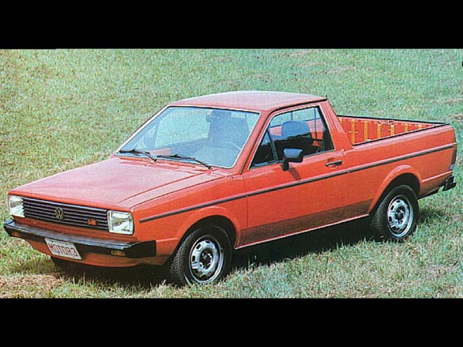 Volkswagen Saveiro пикап, 1982–1987, 1 поколение - отзывы, фото и характеристики на Car.ru