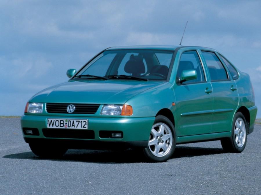 Volkswagen Polo Classic седан, 1994–2001, 3 поколение - отзывы, фото и характеристики на Car.ru