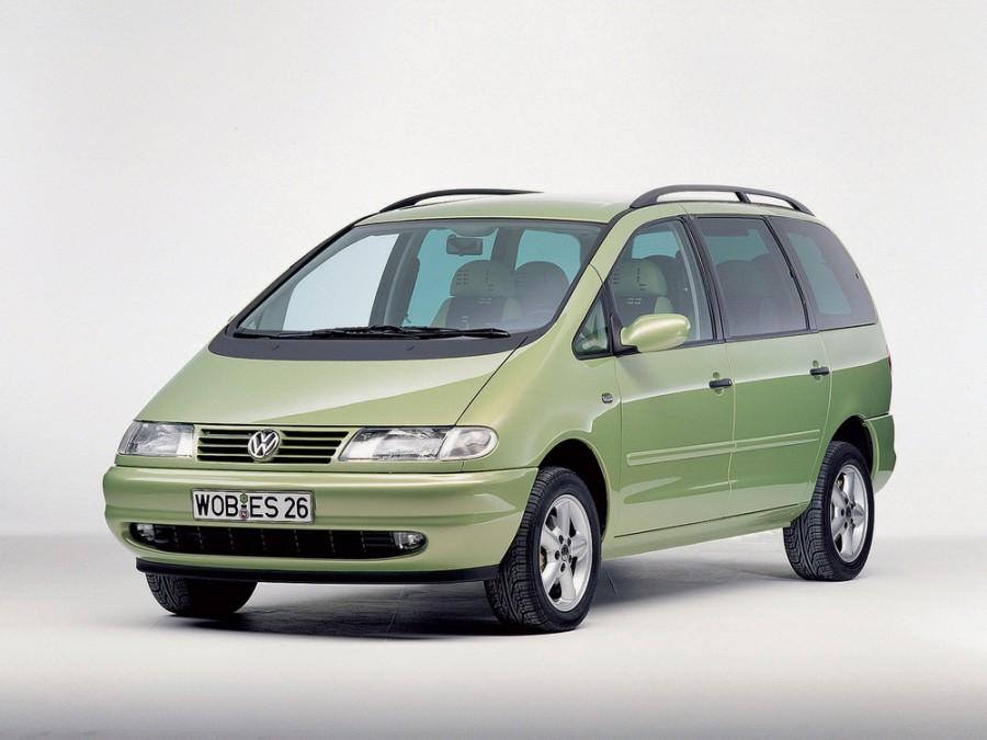 Volkswagen Sharan минивэн 5-дв., 1995–2000, 1 поколение - отзывы, фото и характеристики на Car.ru