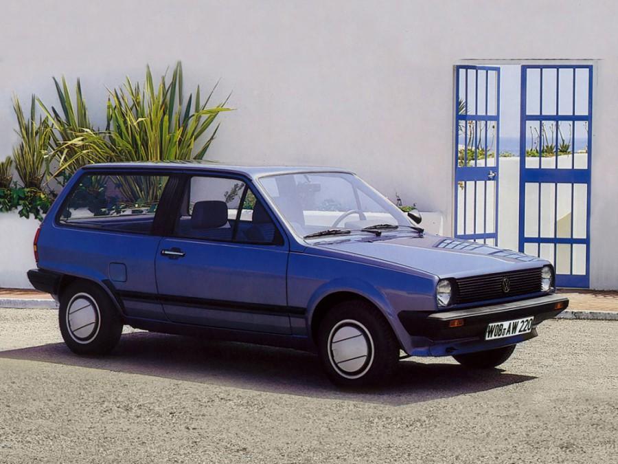 Volkswagen Polo универсал, 1981–1990, 2 поколение - отзывы, фото и характеристики на Car.ru