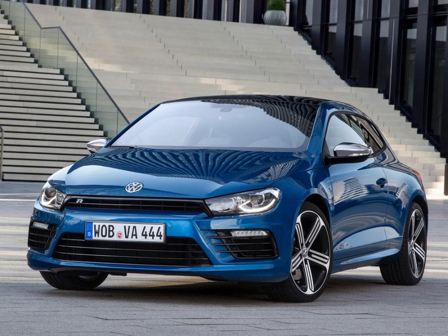 Volkswagen Scirocco R хетчбэк 3-дв., 2014–2016, 3 поколение [рестайлинг] - отзывы, фото и характеристики на Car.ru