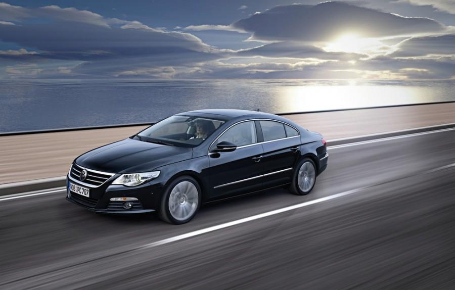 Volkswagen Passat CC седан, 2008–2012, 1 поколение - отзывы, фото и характеристики на Car.ru