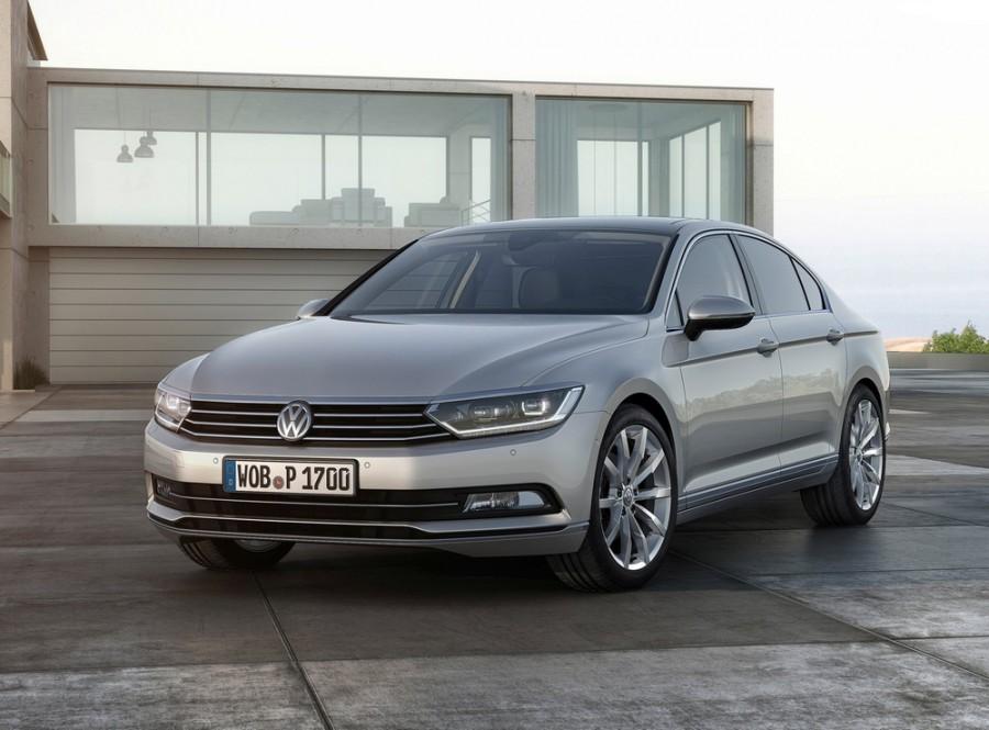 Volkswagen Passat седан, 2014–2016, B8 - отзывы, фото и характеристики на Car.ru