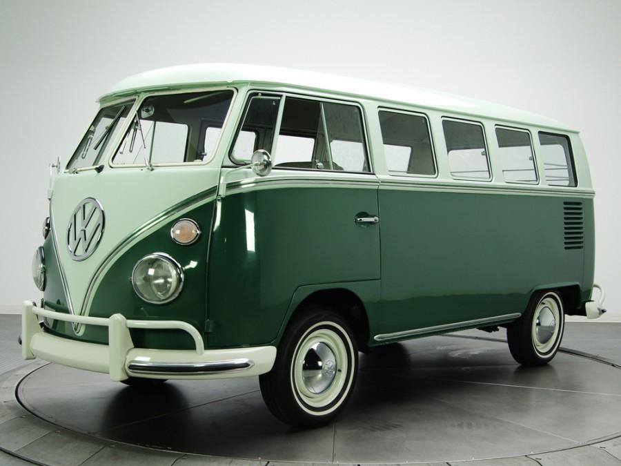 Volkswagen Transporter микроавтобус 3-дв., 1963–1967, T1 [рестайлинг] - отзывы, фото и характеристики на Car.ru