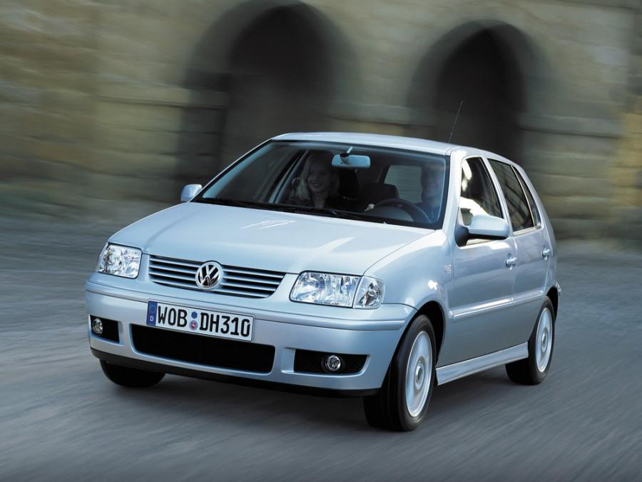 Volkswagen Polo хетчбэк 5-дв., 2000–2002, 3 поколение [рестайлинг] - отзывы, фото и характеристики на Car.ru