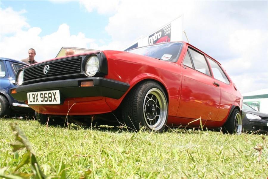 Volkswagen Polo хетчбэк, 1979–1981, 1 поколение [рестайлинг] - отзывы, фото и характеристики на Car.ru