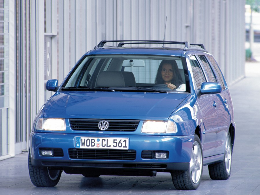 Volkswagen Polo Variant универсал, 1994–2001, 3 поколение - отзывы, фото и характеристики на Car.ru