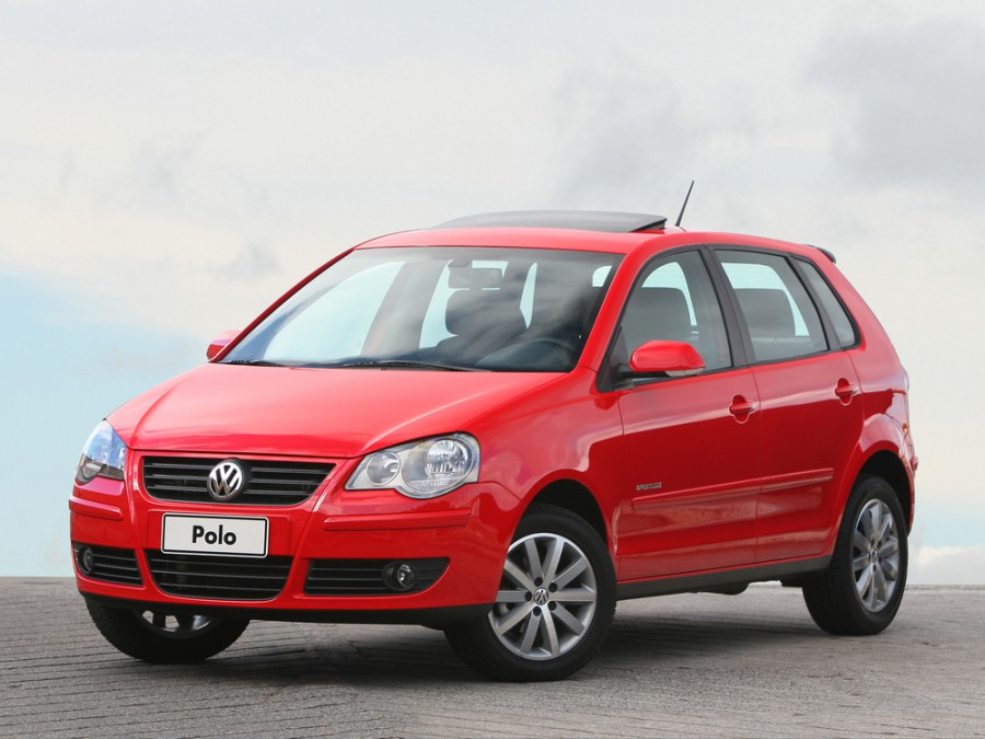 Volkswagen Polo хетчбэк 5-дв., 2005–2009, 4 поколение [рестайлинг] - отзывы, фото и характеристики на Car.ru