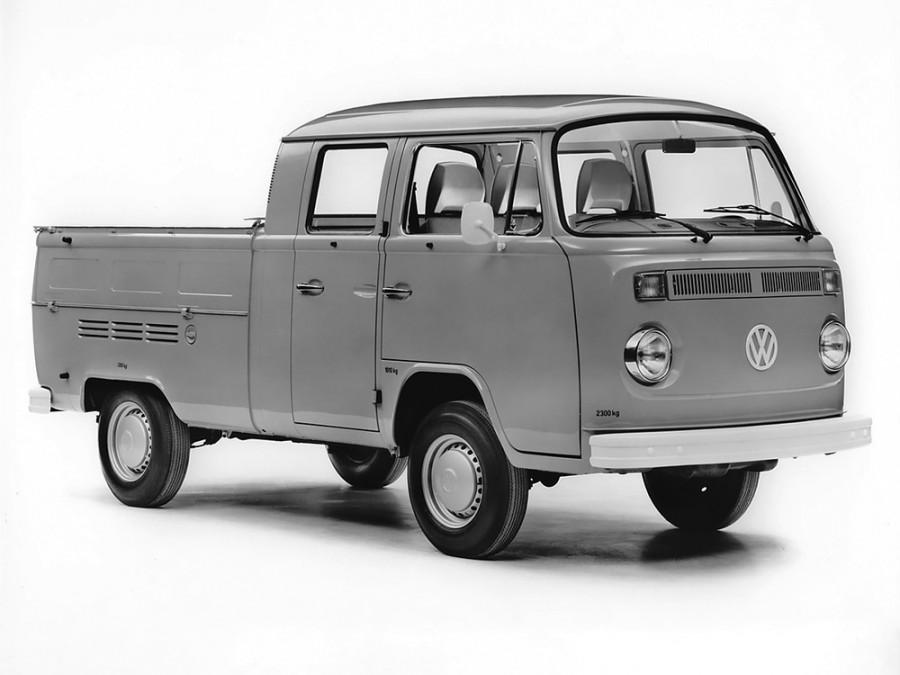 Volkswagen Transporter Double Cab пикап 4-дв., 1950–1967, T1 - отзывы, фото и характеристики на Car.ru