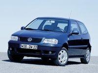 Volkswagen Polo, 3 поколение [рестайлинг], Хетчбэк 3-дв., 2000–2002