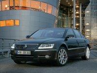 Volkswagen Phaeton, 1 поколение [рестайлинг], Седан, 2007–2010