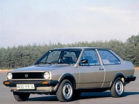 Volkswagen Polo, 2 поколение, Седан, 1981–1990