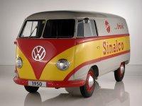 Volkswagen Transporter, T1, Фургон, 1950–1967