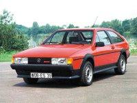 Volkswagen Scirocco, 2 поколение, Купе, 1981–1991