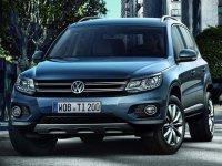 Volkswagen Tiguan, 1 поколение [рестайлинг], Кроссовер, 2011–2016