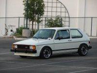 Volkswagen Rabbit, 1 поколение [рестайлинг], Gti хетчбэк 3-дв., 1979–1985