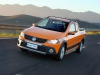 Volkswagen Saveiro, 5 поколение, Cross пикап 2-дв., 2009–2016