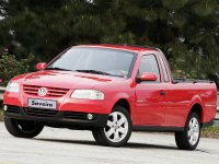 Volkswagen Saveiro, 4 поколение, Пикап, 2005–2009