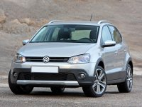 Volkswagen Polo, 5 поколение, Crosspolo хетчбэк 5-дв., 2009–2015