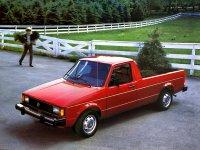Volkswagen Rabbit, 1 поколение [рестайлинг], Пикап, 1979–1985
