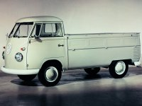 Volkswagen Transporter, T1, Single cab пикап 2-дв., 1950–1967