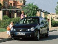 Volkswagen Polo, 4 поколение, Хетчбэк 5-дв., 2001–2005