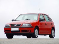 Volkswagen Pointer, 2 поколение, Хетчбэк, 2003–2008