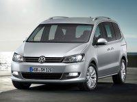 Volkswagen Sharan, 2 поколение, Минивэн 5-дв., 2010–2016