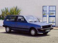 Volkswagen Polo, 2 поколение, Универсал, 1981–1990