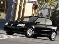 Volkswagen Rabbit, 2 поколение, Хетчбэк 3-дв., 2006–2009