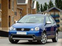 Volkswagen Polo, 4 поколение, Fun хетчбэк 5-дв., 2001–2005