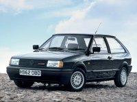 Volkswagen Polo, 2 поколение [рестайлинг], Хетчбэк, 1990–1994