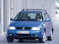 Volkswagen Polo, 3 поколение, Variant универсал, 1994–2001
