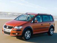 Volkswagen Touran, 2 поколение, Cross минивэн 5-дв., 2006–2010