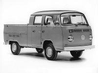 Volkswagen Transporter, T1, Double cab пикап 4-дв., 1950–1967