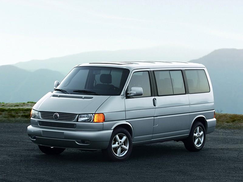 Volkswagen Transporter микроавтобус, 1997–2003, T4 [рестайлинг] - отзывы, фото и характеристики на Car.ru