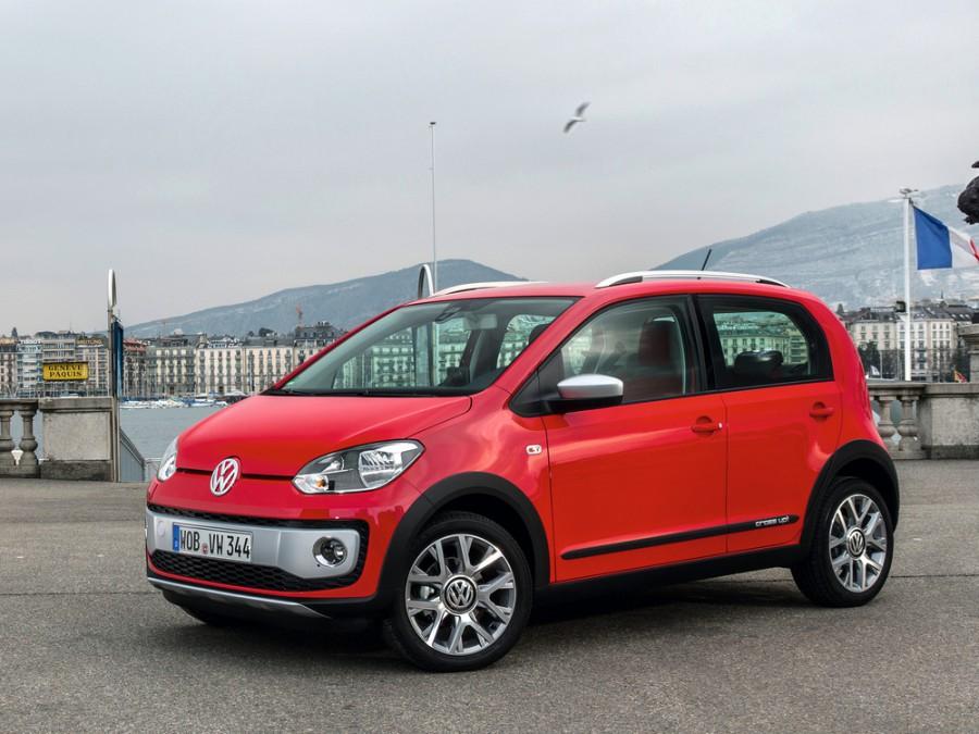 Volkswagen Up Cross хетчбэк 5-дв., 2011–2016, 1 поколение - отзывы, фото и характеристики на Car.ru