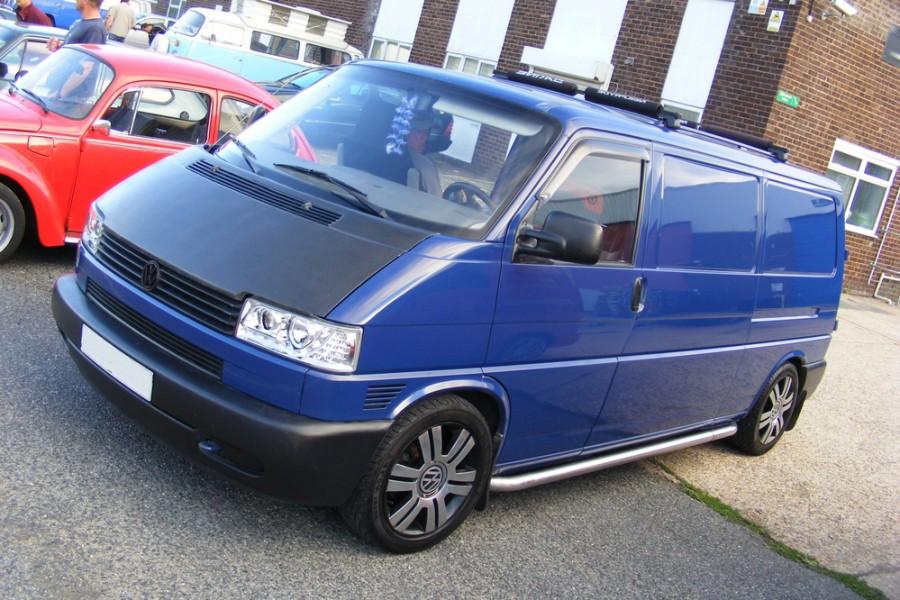 Volkswagen Transporter фургон, 1990–2003, T4 - отзывы, фото и характеристики на Car.ru