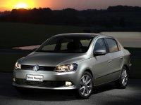 Volkswagen Voyage, 3 поколение, Седан, 2012–2016