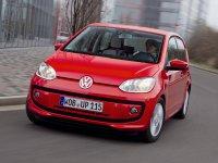 Volkswagen Up, 1 поколение, Хетчбэк 5-дв., 2011–2016