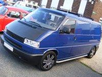 Volkswagen Transporter, T4, Фургон, 1990–2003