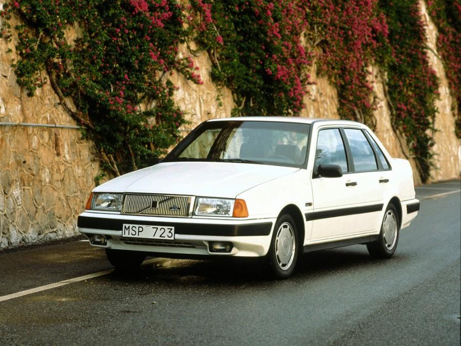 Volvo 460 седан, 1988–1996, 1 поколение - отзывы, фото и характеристики на Car.ru