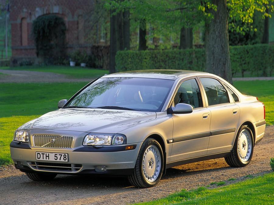 Volvo S80 седан, 1998–2006, 1 поколение - отзывы, фото и характеристики на Car.ru