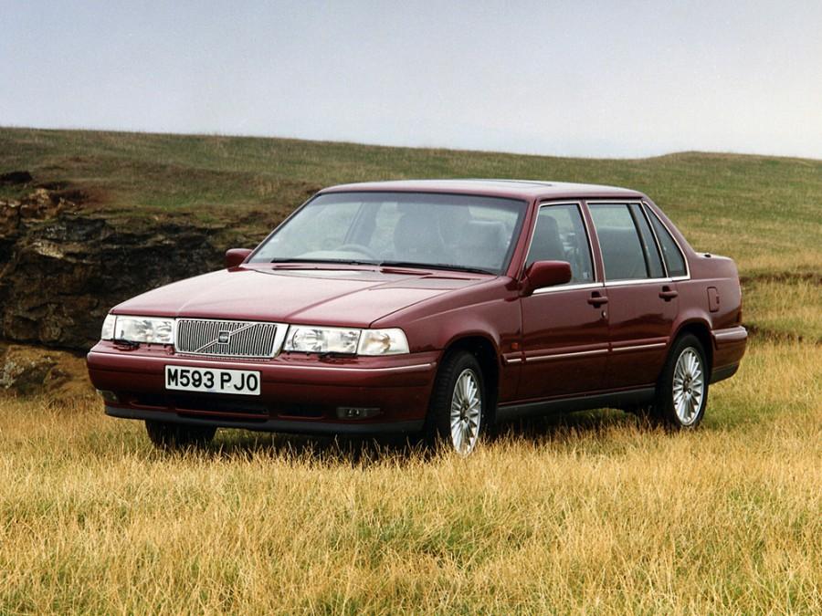 Volvo 960 седан, 1990–1996, 1 поколение - отзывы, фото и характеристики на Car.ru