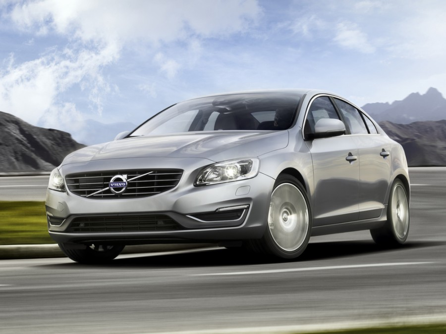 Volvo S60 седан, 2013–2016, 2 поколение [рестайлинг] - отзывы, фото и характеристики на Car.ru