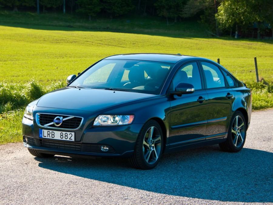 Volvo S40 седан, 2007–2012, 2 поколение [рестайлинг] - отзывы, фото и характеристики на Car.ru