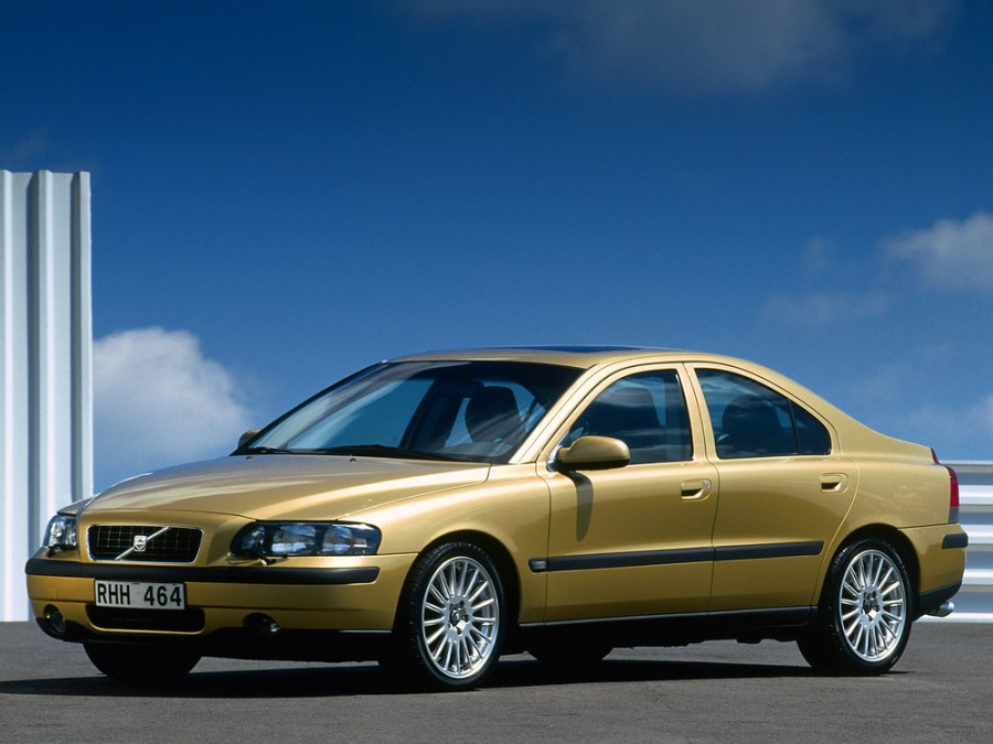 Volvo S60 седан, 2000–2004, 1 поколение - отзывы, фото и характеристики на Car.ru